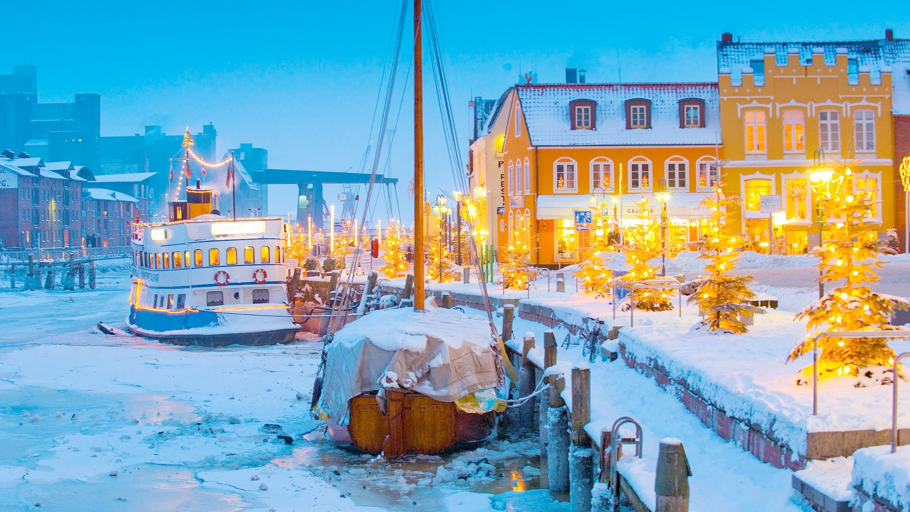 Husum Winter